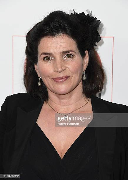 Actress Julia Ormond arrives at the10th Annual GO Campaign Gala at Manuela on November 5, 2016 in Los Angeles, California.