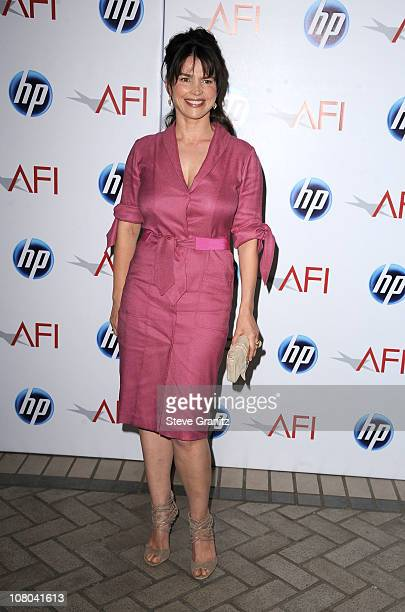 Actress Julia Ormond attends the 2010 AFI Awards at The Four Seasons Hotel on January 14 2011 in Los Angeles California