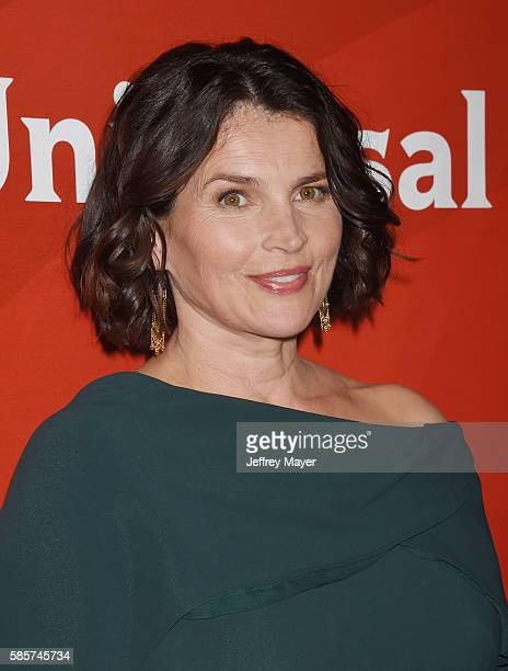 Actress Julia Ormond attends the 2016 Summer TCA Tour NBCUniversal Press Tour at the Beverly Hilton Hotel on August 3 2016 in Beverly Hills California