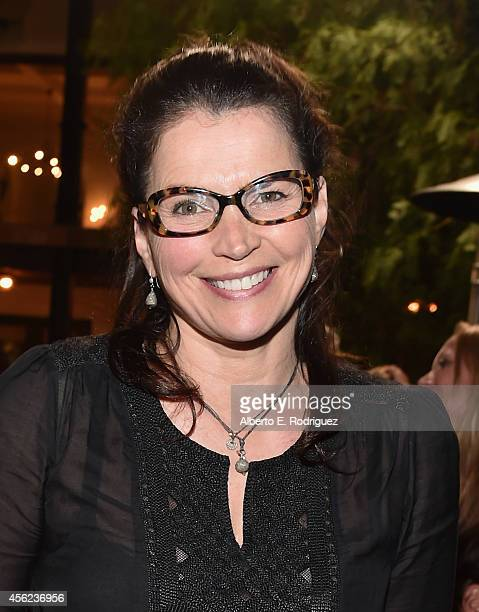 Actress Julia Ormond attends the 3rd Annual Poker Tournament Benefiting LA Diaper And Baby Buggy on September 27 2014 in Brentwood California