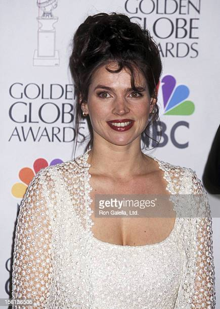 Actress Julia Ormond attends the 54th Annual Golden Globe Awards on January 19, 1997 at Beverly Hilton Hotel in Beverly Hills, California.