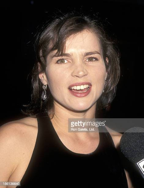 Actress Julia Ormond attends the Sixth Annual Independent Film Project Gotham Awards on September 17, 1996 at Roseland Ballroom in New York City, New...