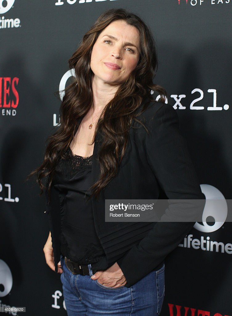 Actress Julia Ormond Attends Witches Of East End Season 2 Premiere News Photo Getty Images