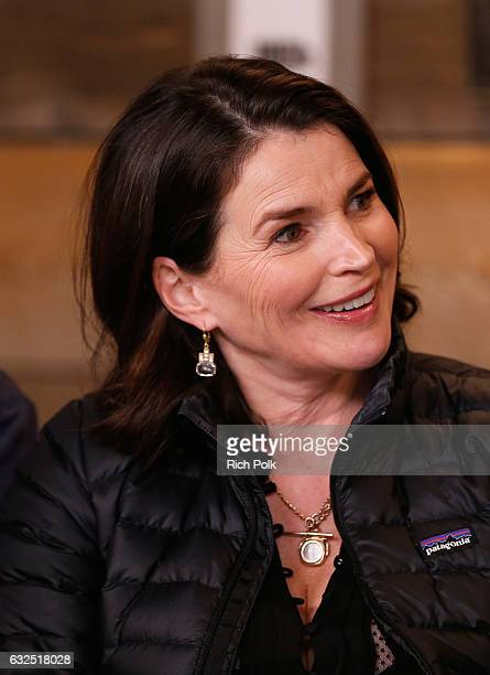 Actress Julia Ormond of 'Rememory' attend The IMDb Studio featuring the Filmmaker Discovery Lounge presented by Amazon Video Direct Day Four during...