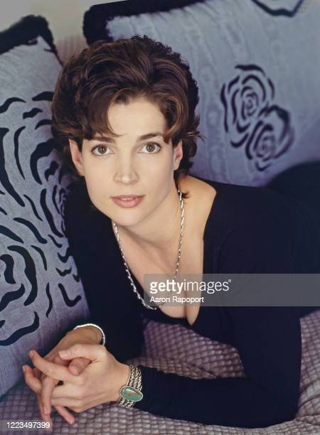 Actress Julia Ormond poss for a portrait in Los Angeles, California.