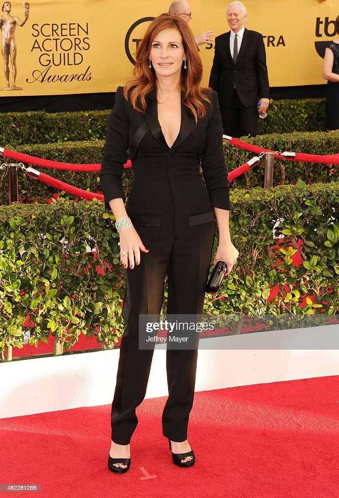21st Annual Screen Actors Guild Awards - Arrivals : News Photo