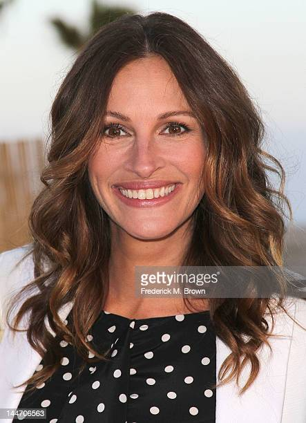 Actress Julia Roberts attends Heal The Bay's Bring Back The Beach Fundraiser on May 17 2012 in Santa Monica California