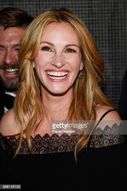Actress Julia Roberts attends Spike TV's 10th Annual Guys Choice Awards at Sony Pictures Studios on June 4 2016 in Culver City California