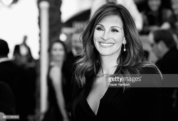 Actress Julia Roberts attends the 21st Annual Screen Actors Guild Awards at The Shrine Auditorium on January 25 2015 in Los AngelesCalifornia