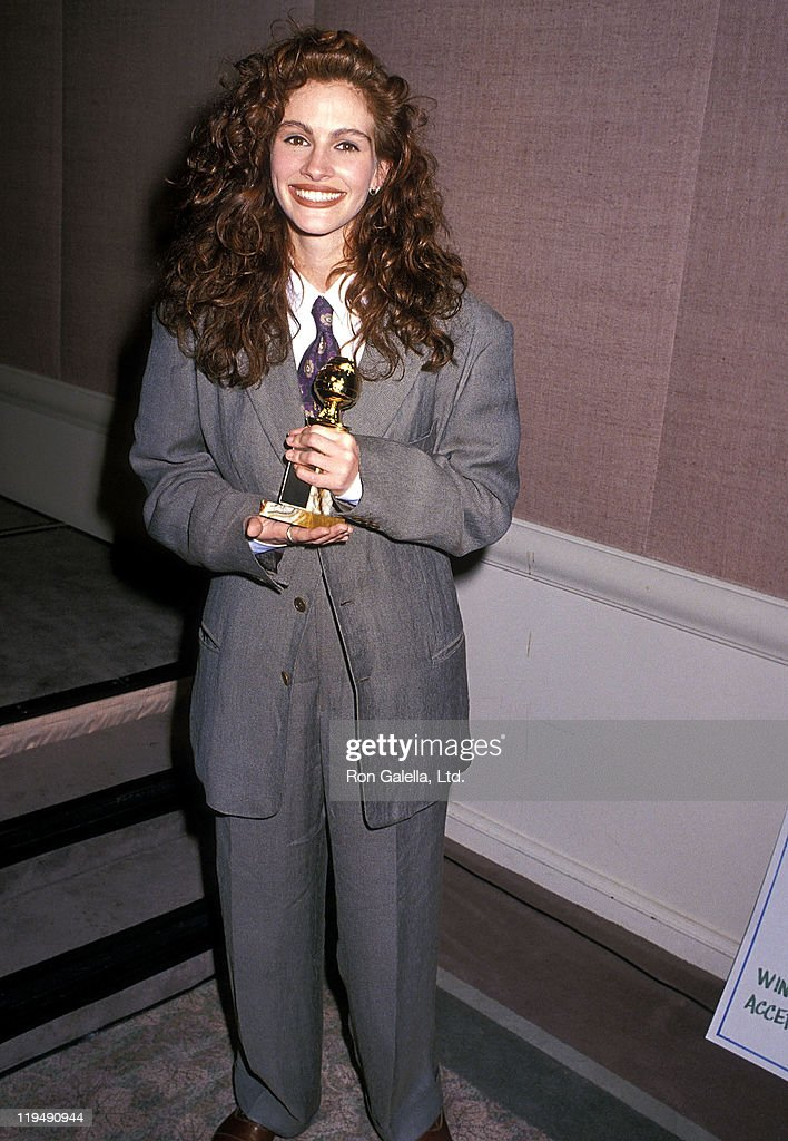 47th Annual Golden Globe Awards - Press Room : News Photo