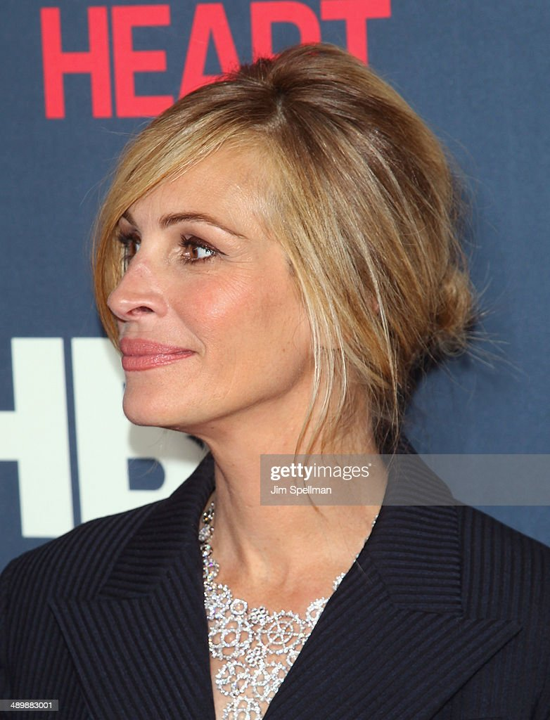 """The Normal Heart"" New York Screening : News Photo"