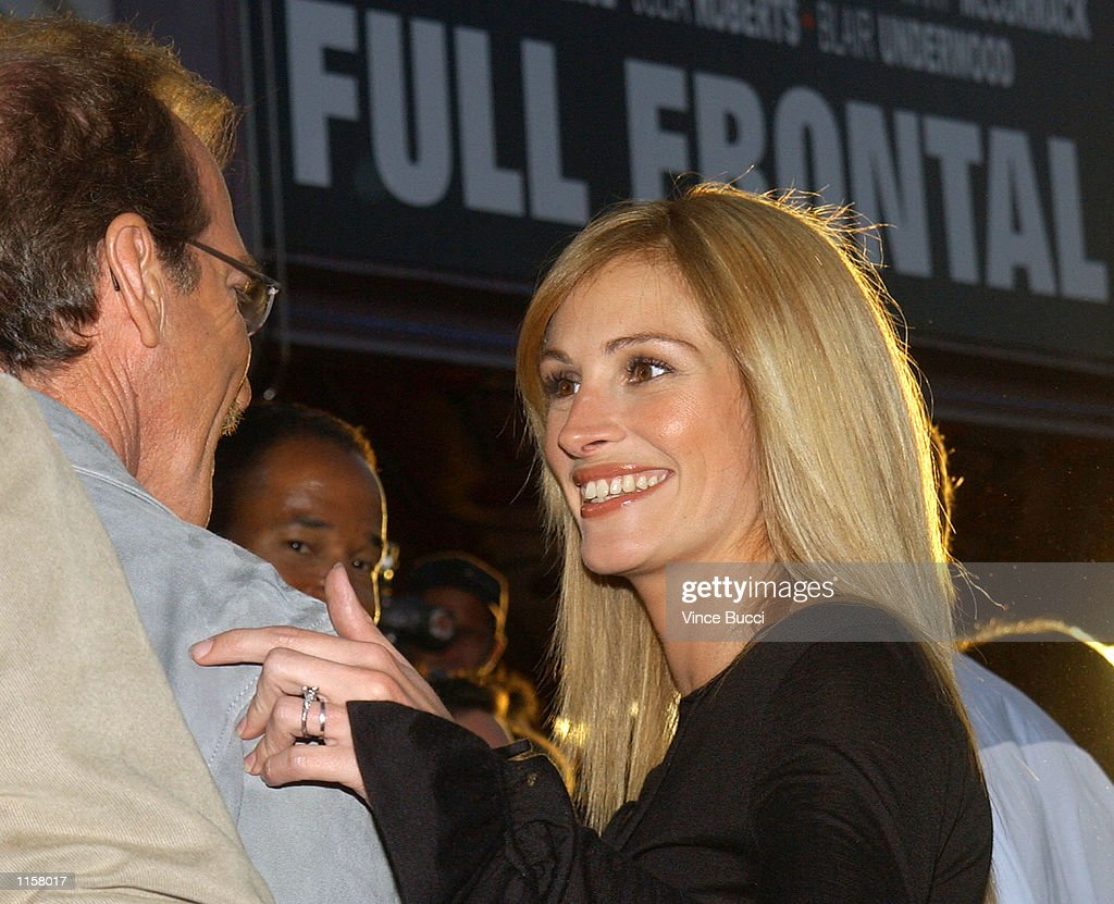 Premiere of Full Frontal In Los Angeles Pictures | Getty Images