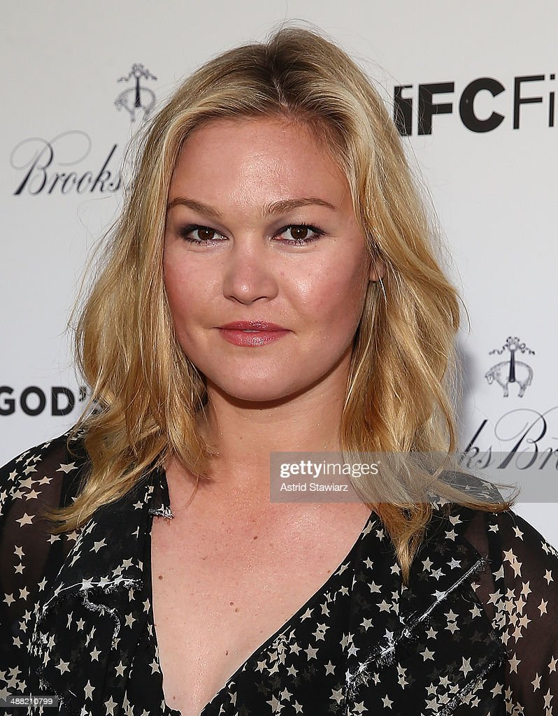 Actress Julia Stiles attends 'God's Pocket' screening at IFC Center on May 4, 2014 in New York City.