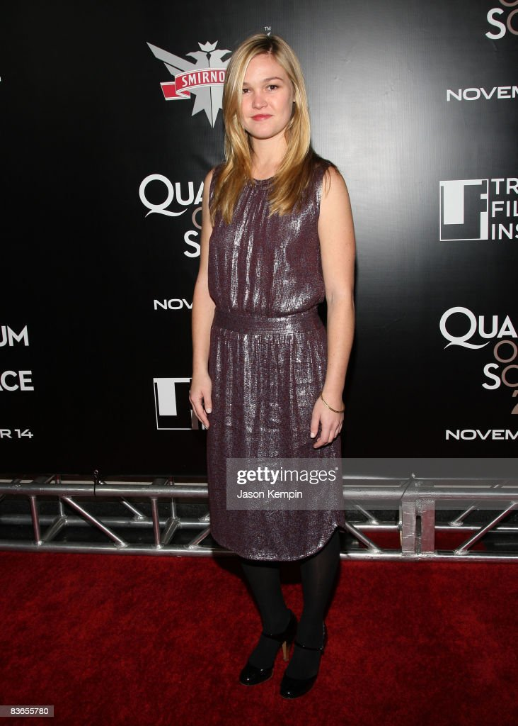 Actress Julia Stiles Attends The 2008 Tribeca Film Institute Fall News Photo Getty Images