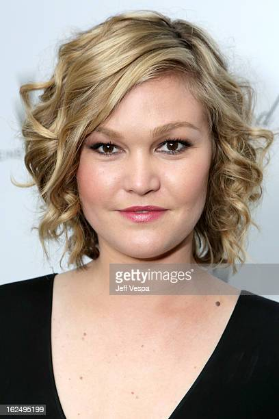 88 Julia Stiles Short Hair Photos And Premium High Res Pictures Getty Images