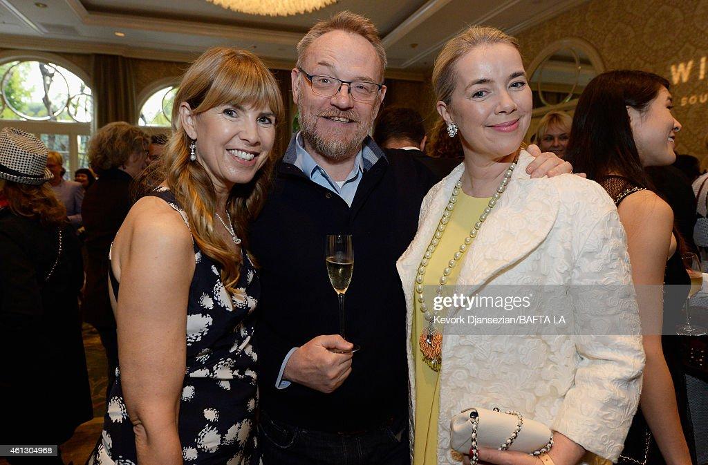 BAFTA Los Angeles Tea Party - Inside : News Photo