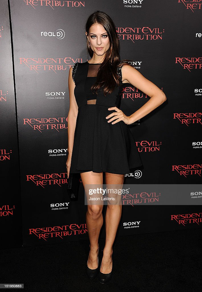 """Resident Evil: Retribution"" - Los Angeles Premiere"