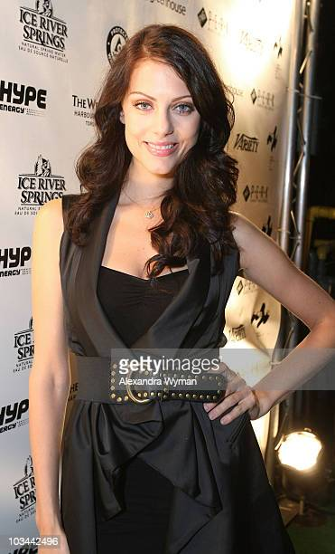 Actress Julia Voth attends Variety's 10 Producers To Watch Panel held at Greenhouse at Cheval during the 2009 Toronto International Film Festival on...