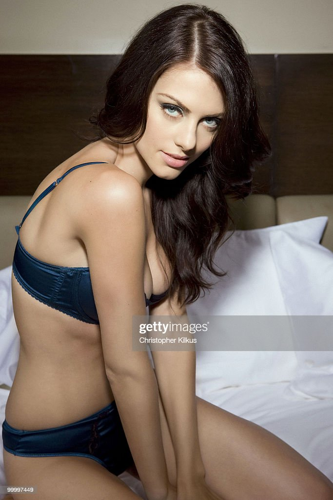 Actress Julia Voth poses for a portrait session in Los Angeles for Maxim. PUBLISHED