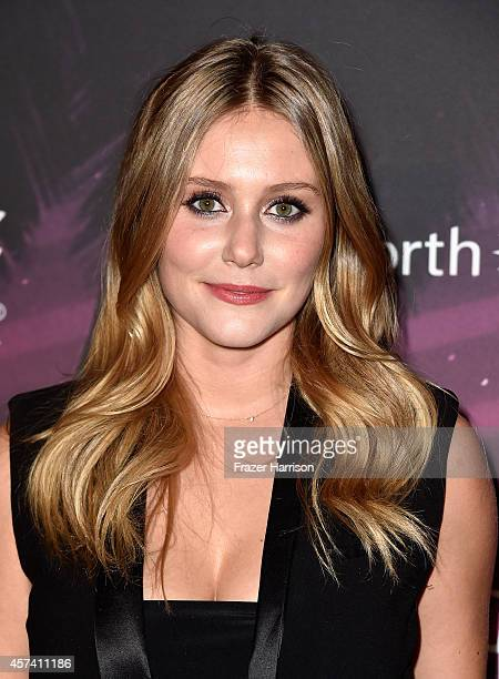 Actress Julianna Guill arrives at the 3rd Annual Los Angeles Hilarity for Charity Variety Show at Hollywood Palladium on October 17 2014 in Hollywood...