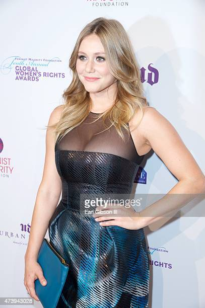 Actress Julianna Guill attends the 10th Annual Global Women's Rights Awards at Pacific Design Center on May 18 2015 in West Hollywood California