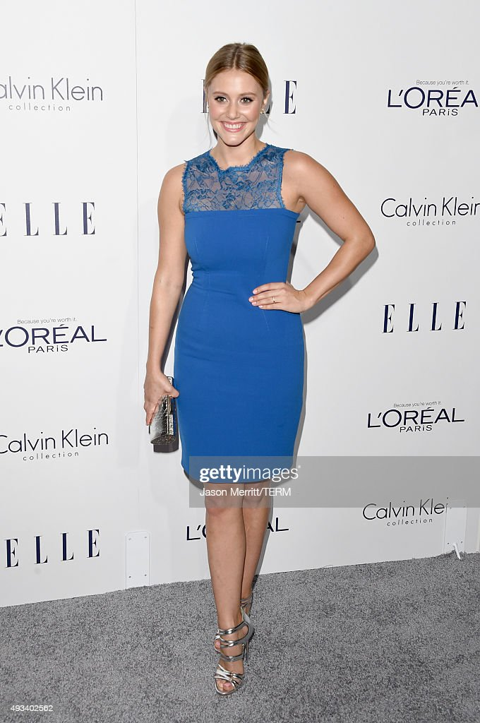 Actress Julianna Guill attends the 22nd Annual ELLE Women in Hollywood Awards at Four Seasons Hotel Los Angeles at Beverly Hills on October 19, 2015 in Los Angeles, California.