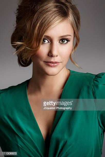 Actress Julianna Guill is photographed for a Self Assignment on November 3 2010 in Los Angeles California