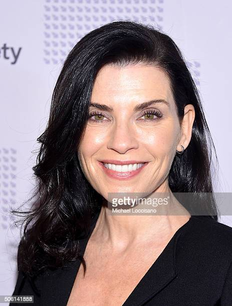 Actress Julianna Margulies attends 31st Annual Artios Awards Hard Rock Cafe Times Square on January 21 2016 in New York City