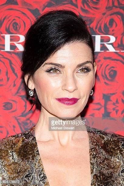 Actress Julianna Margulies attends an evening honoring Carolina Herrera at Alice Tully Hall at Lincoln Center on December 6 2016 in New York City