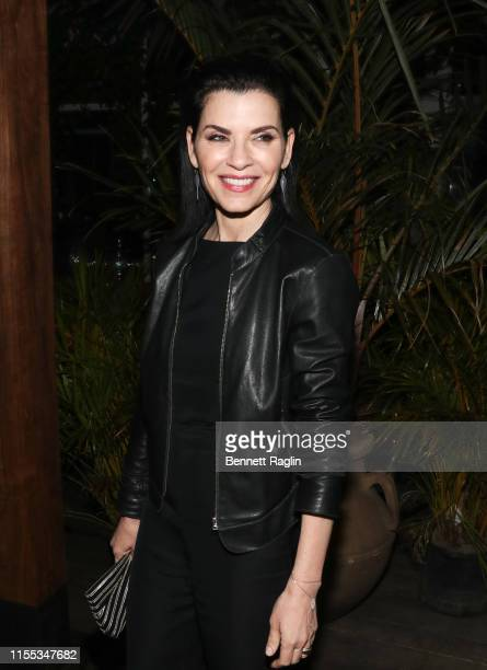 Actress Julianna Margulies attends the New York Screening of Jett after party at Gitano Jungle Terraces on June 11 2019 in New York City
