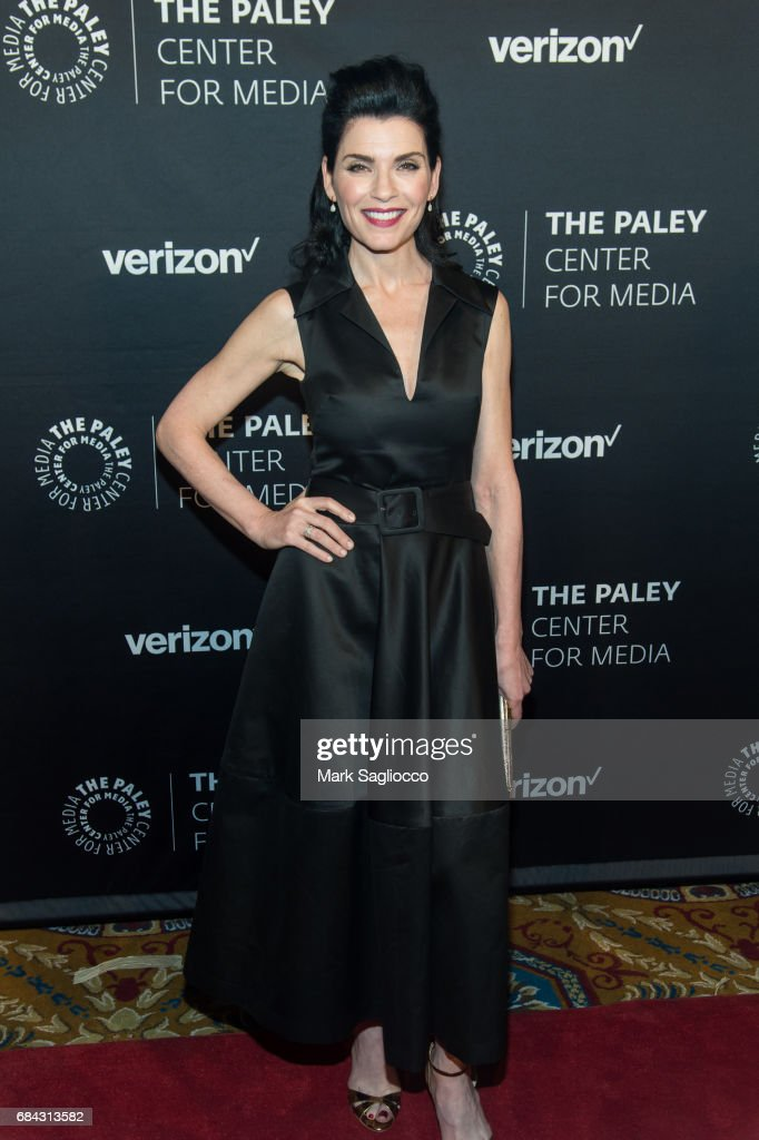 Actress Julianna Margulies attends The Paley Honors: Celebrating Women in Television at Cipriani Wall Street on May 17, 2017 in New York City.