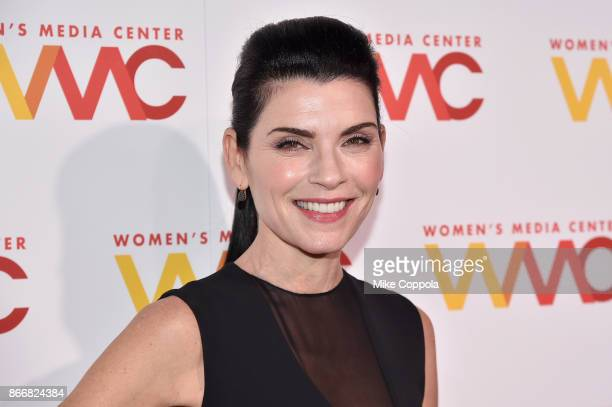 Actress Julianna Margulies attends the Women's Media Center 2017 Women's Media Awards at Capitale on October 26 2017 in New York City