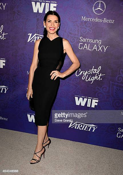 Actress Julianna Margulies attends Variety and Women in Film Annual PreEmmy Celebration at Gracias Madre on August 23 2014 in West Hollywood...