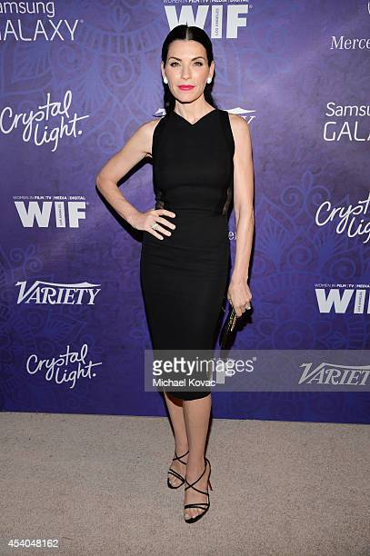 Actress Julianna Margulies attends Variety and Women in Film Emmy Nominee Celebration powered by Samsung Galaxy on August 23 2014 in West Hollywood...