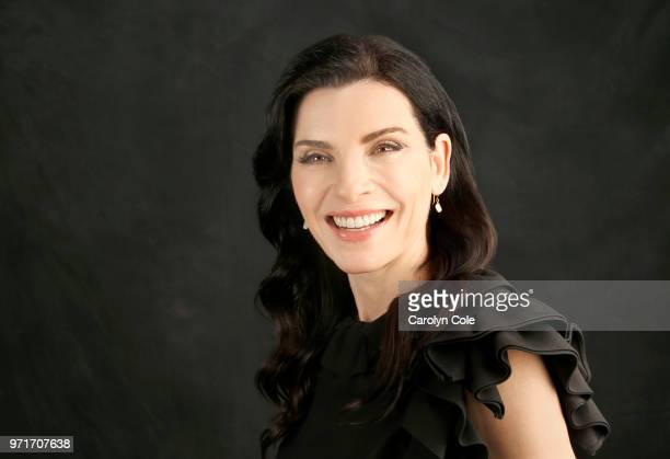 Actress Julianna Margulies is photographed for Los Angeles Times on May 21 2018 in New York City PUBLISHED IMAGE CREDIT MUST READ Carolyn Cole/Los...