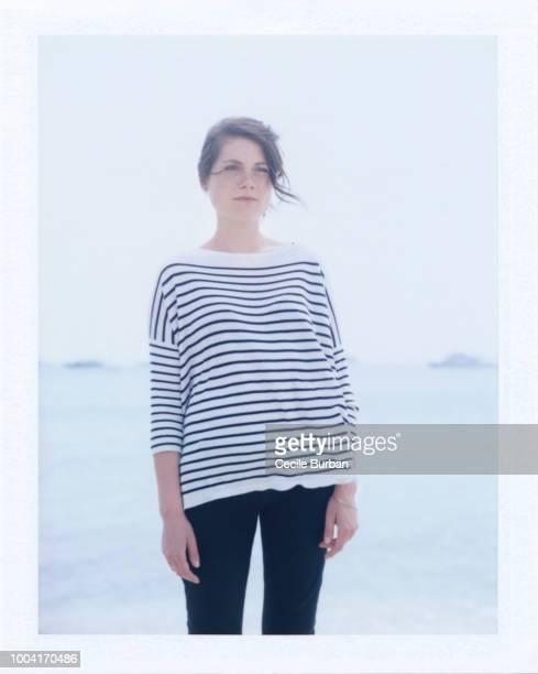 Actress Julianne Cote is photographed for Self Assignment on May 2014 in Cannes France