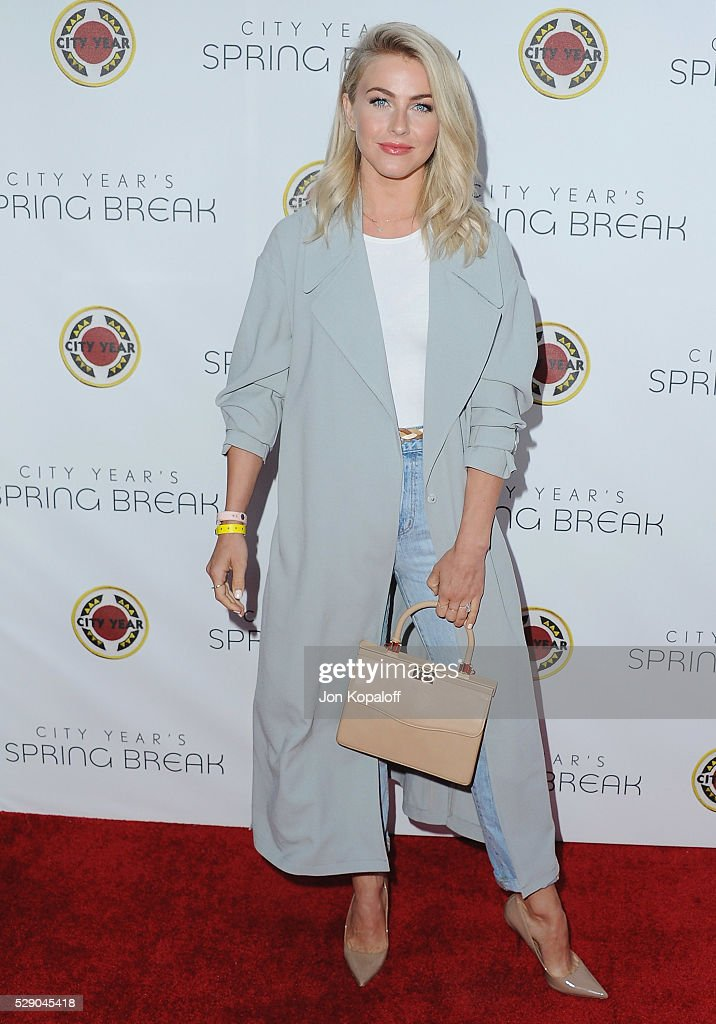 City Year Los Angeles' Spring Break: Destination Education - Arrivals : Nachrichtenfoto