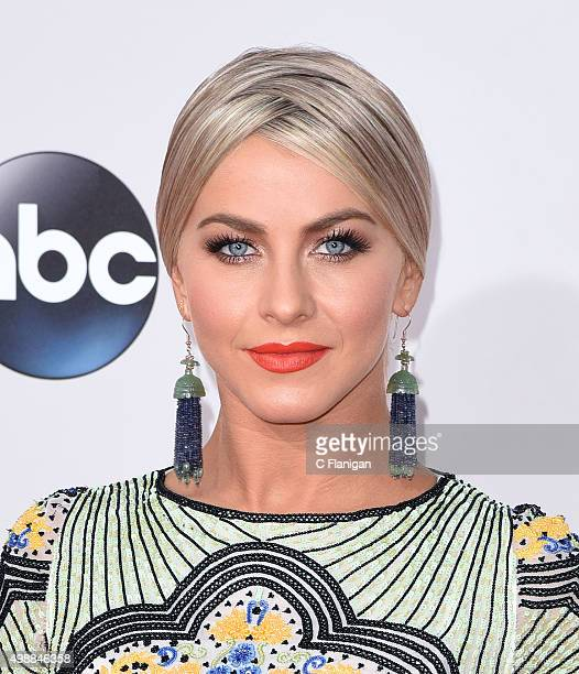 Actress Julianne Hough arrives at the 2015 American Music Awards at Microsoft Theater on November 22 2015 in Los Angeles California