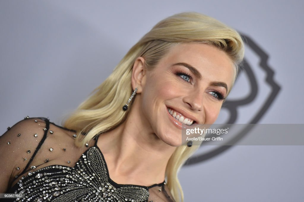 Actress Julianne Hough attends the 19th Annual Post-Golden Globes Party hosted by Warner Bros. Pictures and InStyle at The Beverly Hilton Hotel on January 7, 2018 in Beverly Hills, California.