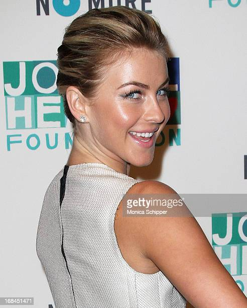 Actress Julianne Hough attends the 2013 Joyful Heart Foundation gala at Cipriani 42nd Street on May 9 2013 in New York City