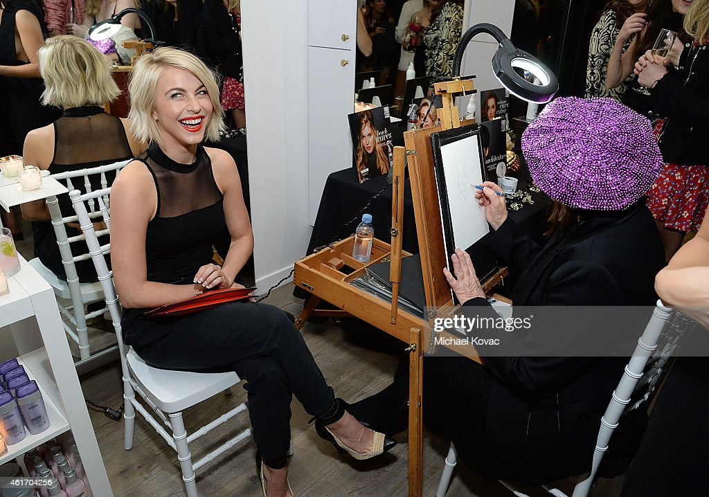 Nine Zero One Salon Melrose Place Launch Party : News Photo