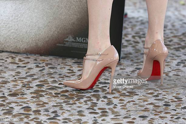 Actress Julianne Moore attends a photocall to promote the film Carrie during the Summer Of Sony 2013 event on April 18 2013 in Cancun Mexico