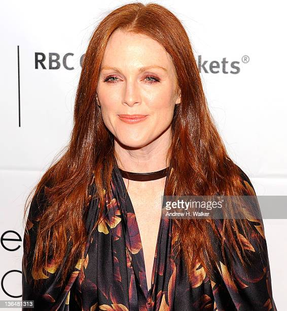 Actress Julianne Moore attends IFP's 20th Annual Gotham Independent Film Awards at Cipriani Wall Street on November 29 2010 in New York City