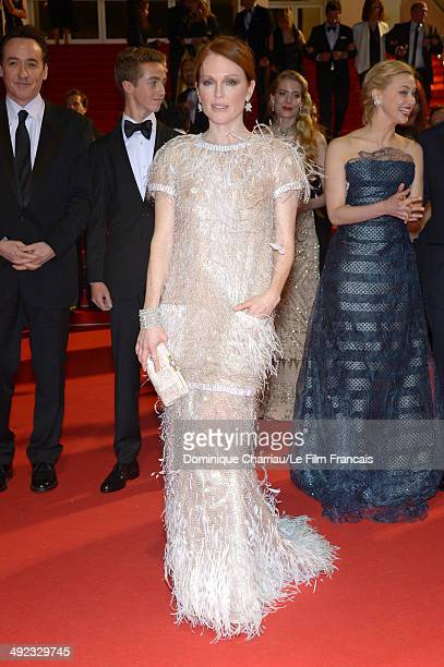 Actress Julianne Moore attends the 'Maps To The Stars' photocall at the 67th Annual Cannes Film Festival on May 19 2014 in Cannes France