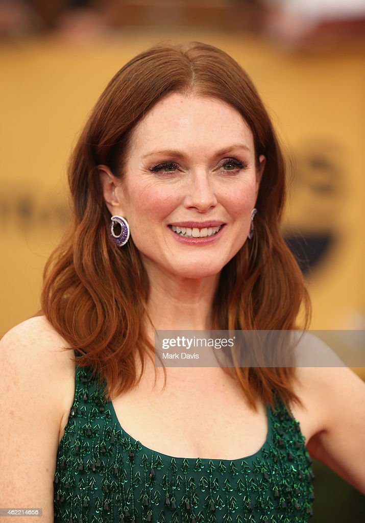 TNT's 21st Annual Screen Actors Guild Awards - Arrivals : News Photo