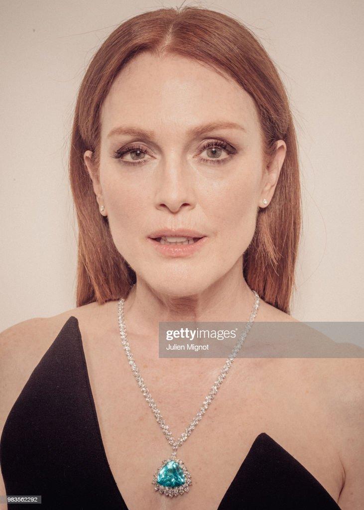 Julianne Moore, 2018 Cannes Film Festival, Grazia Daily, May 2018 : Foto di attualità