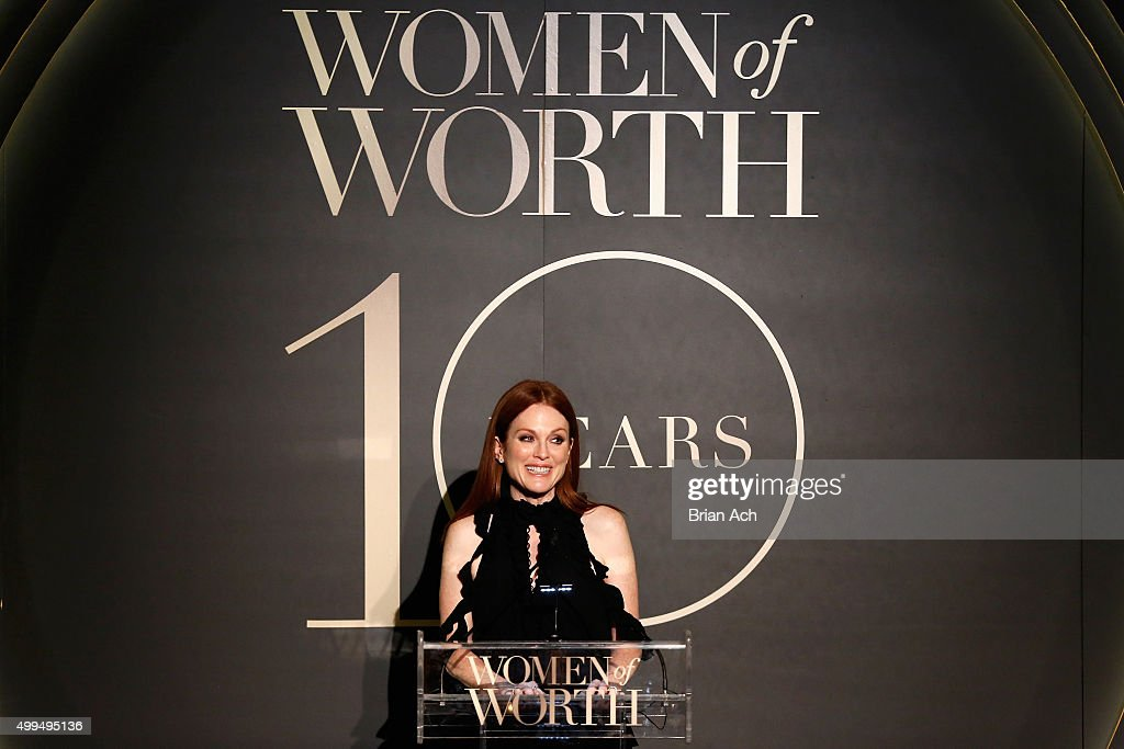 L'Oreal Paris Women of Worth 2015 Celebration - Inside : News Photo