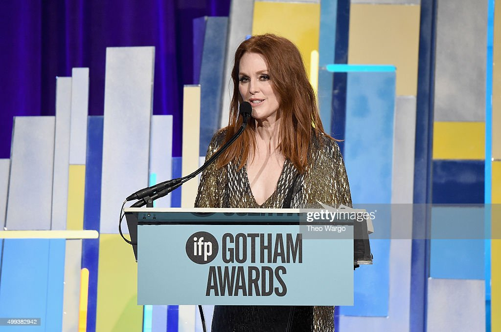 25th Annual Gotham Independent Film Awards - Inside : News Photo