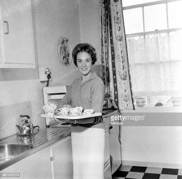 Actress Julie Andrews 30th June 1959