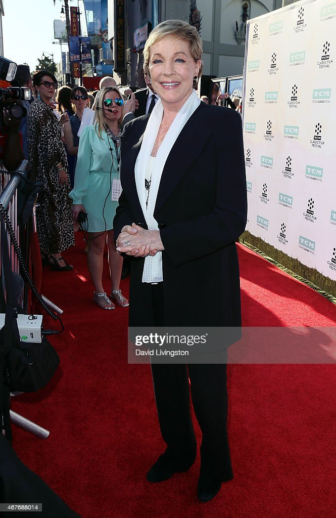 """2015 TCM Classic Film Festival Opening Night Gala 50th Anniversary Screening Of """"The Sound Of Music"""" - Arrivals"""